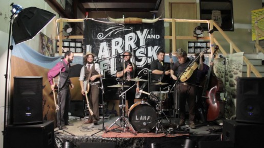 Larry and His Flask Music Video | Flick Five Films | Bend Oregon